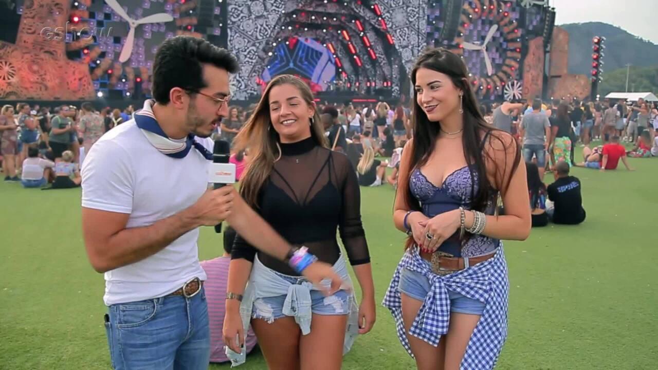 Festeja mostra como é o estilo de quem frequenta o festival