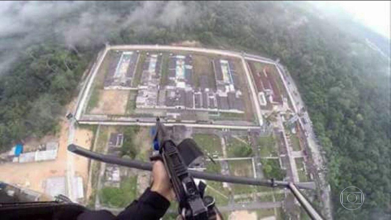 MP registra problemas em presídio onde houve massacre em Manaus