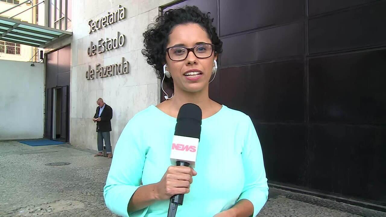 Rio deve pagar nesta quarta (20) parte dos salários dos servidores