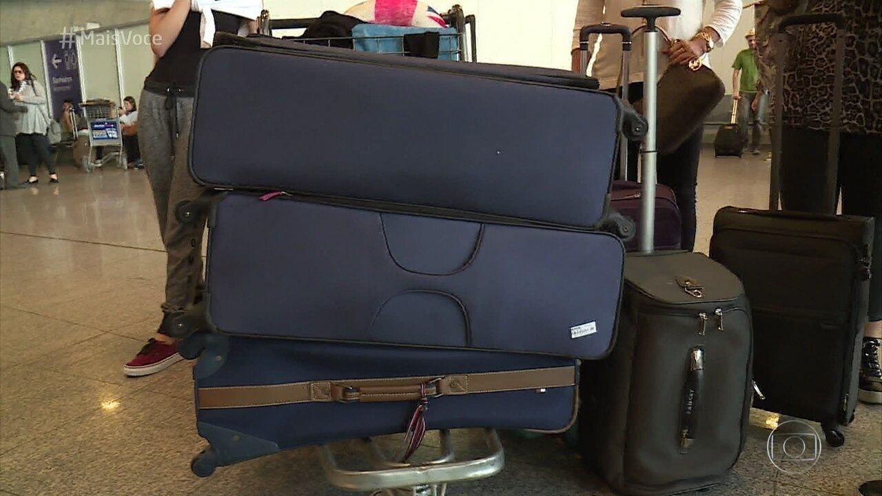 Aprenda a fazer uma mala compacta para sua viagem