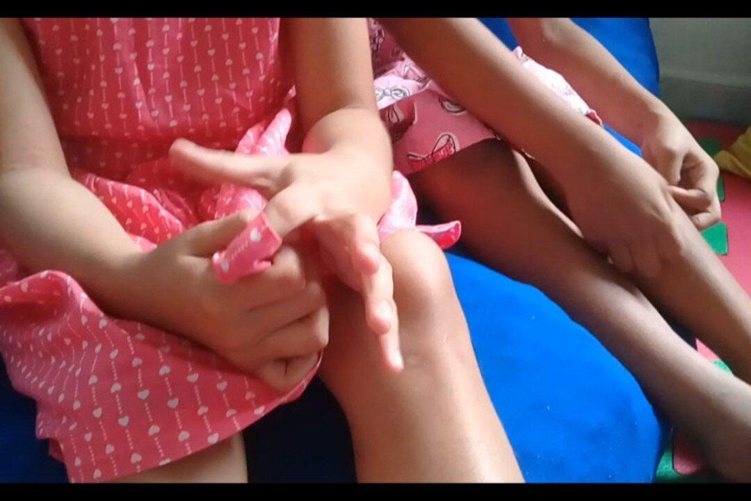 Vídeo mostra, além da pureza, um pouco da rotina de crianças que moram em abrigos
