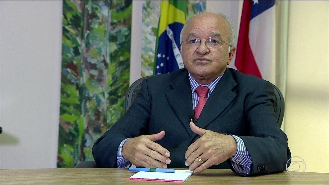 PF prende ex-governador do Amazonas José Melo (PROS)
