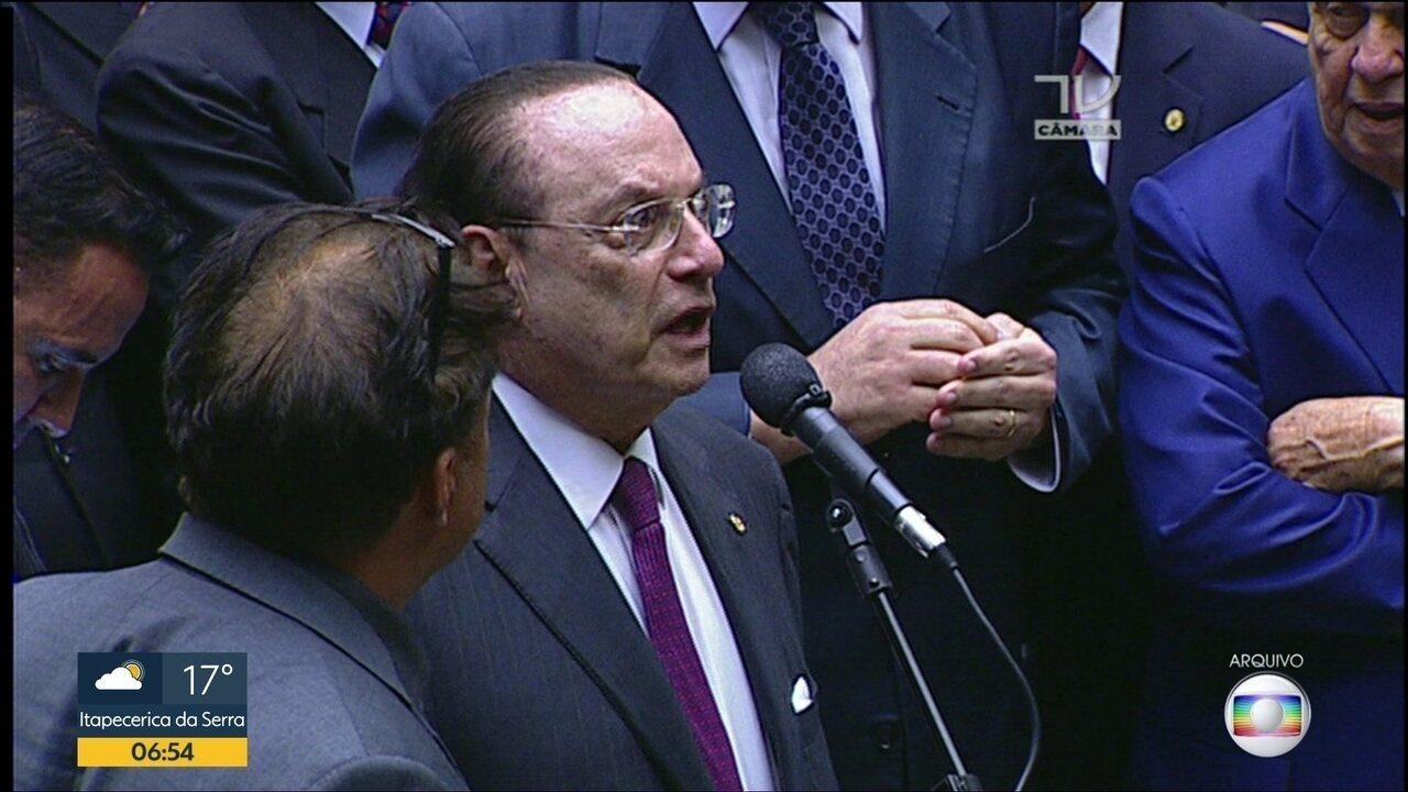 Presidente do STF nega o último recurso de Paulo Maluf