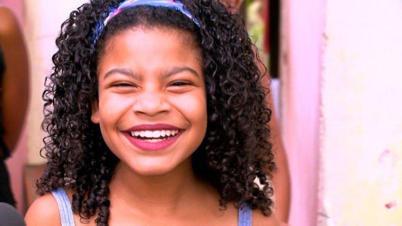 Em Movimento: Conheça o pedido de Natal da pequena Aghada