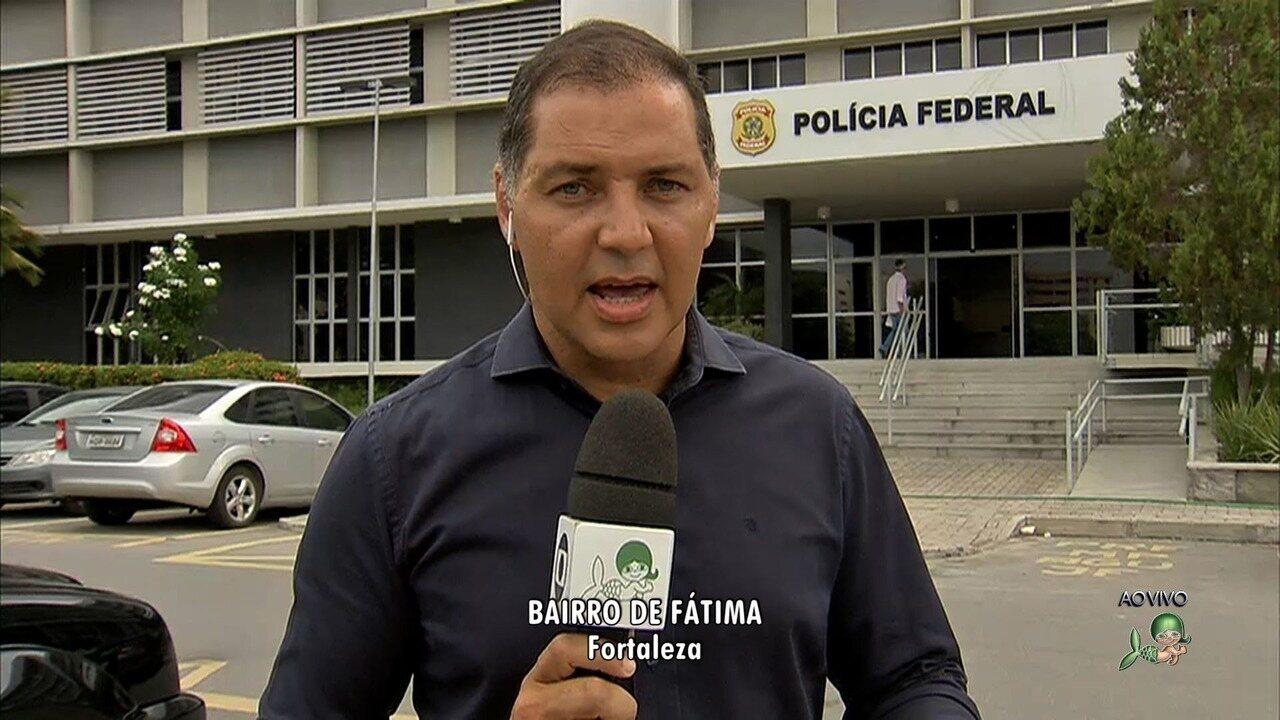 Operação da PF investiga fábrica de cerveja em Alagoinhas