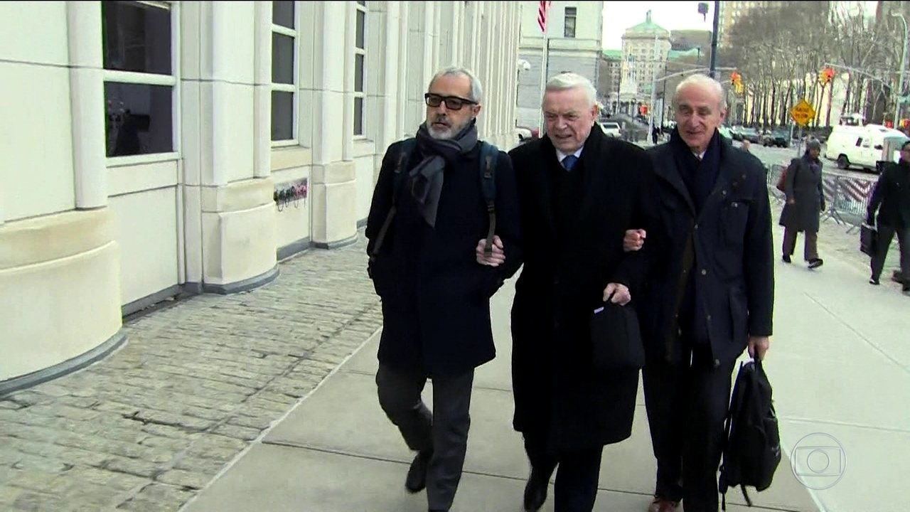 José Maria Marin é condenado por juri popular nos Estados Unidos e já está na prisão