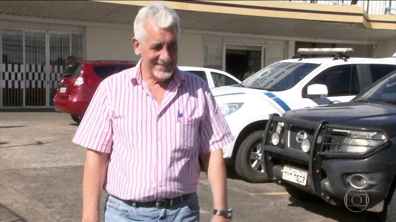 Ministro do STF concede liberdade a Henrique Pizzolato