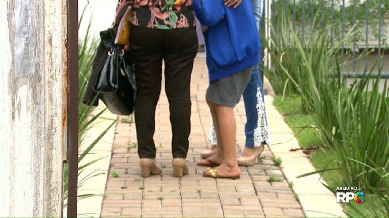 Menino de um ano e sete meses e adolescentes encontradas em Cascavel são da mesma família