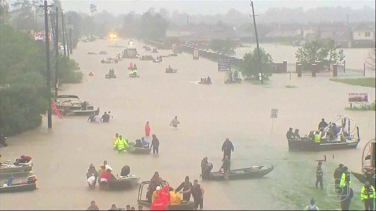 Natureza em fúria: tempestades incontroláveis varreram as Américas