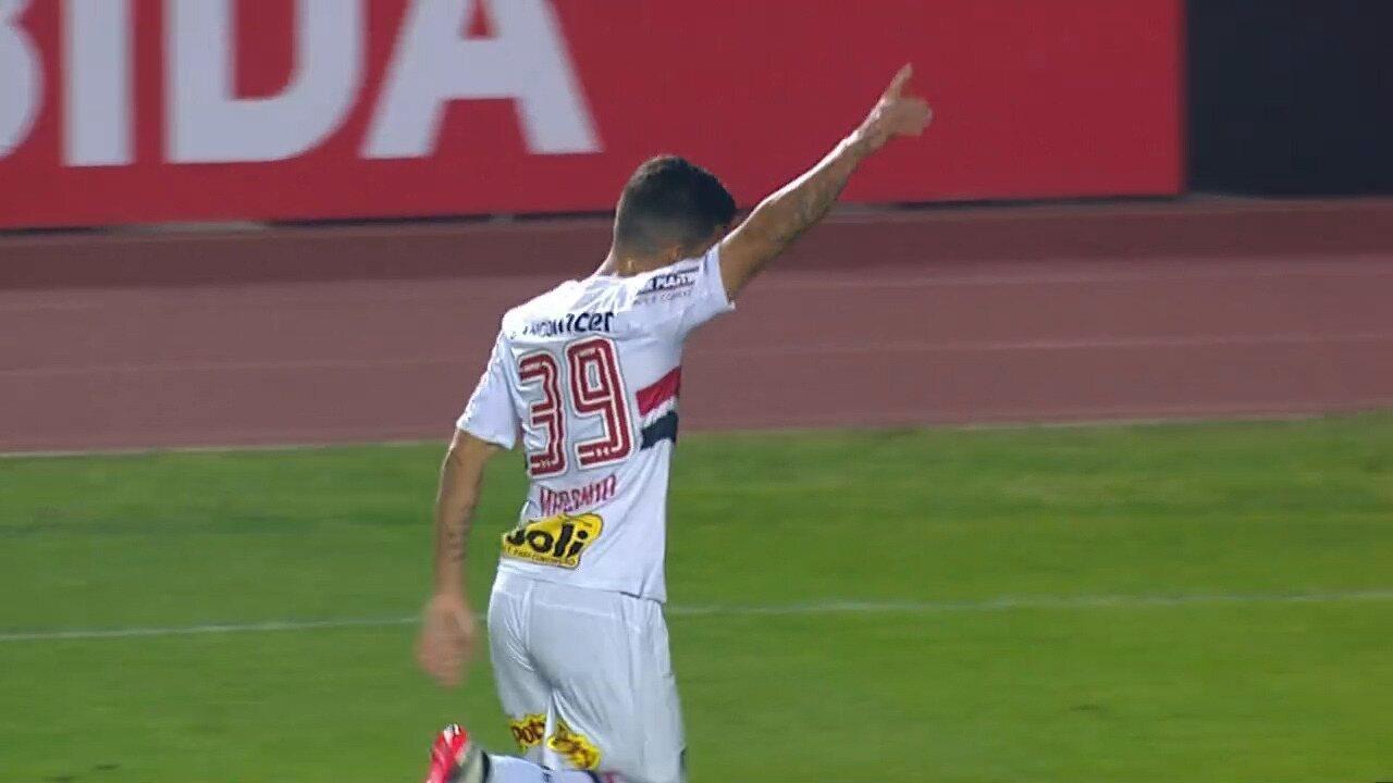 Confira os gols de Marcinho em 2017