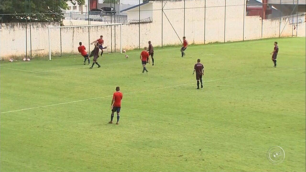 Confira os gols do Ituano no último jogo-treino de 2017