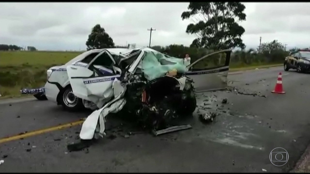 Dois acidentes graves deixam 11 mortos no Rio Grande do Sul