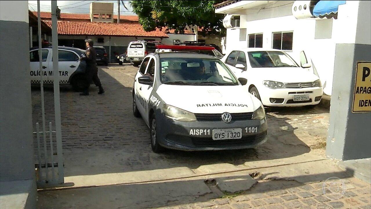 Paralisação dos policiais militares, civis e bombeiros completa quinze dias no RN