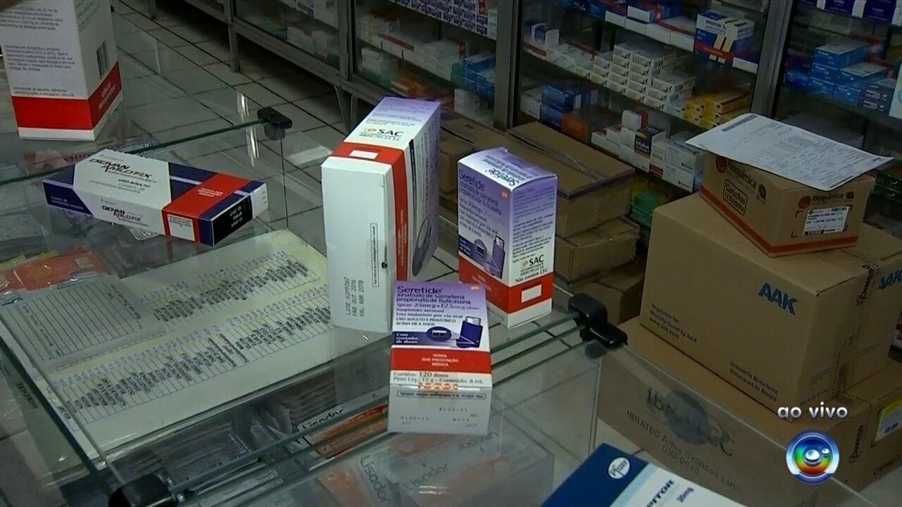 Pacientes enfrentam dificuldades para conseguirem remédios de alto custo na região