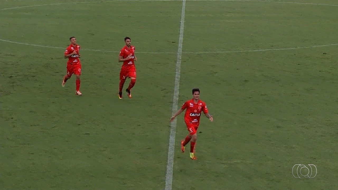 Veja os gols da vitória do Vila Nova pela Copinha