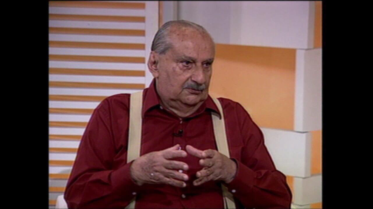 Cony era o mais veloz dos escritores brasileiros, diz Ziraldo