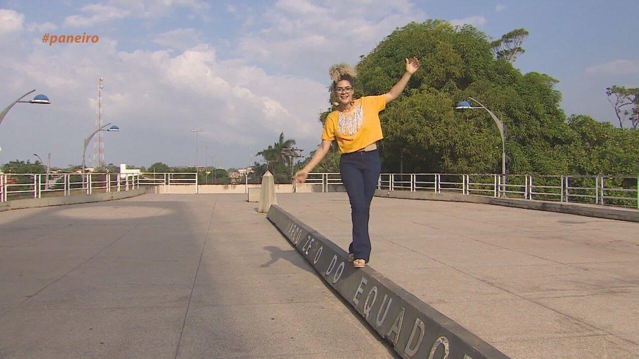 Parte 2: Tem também uma tour pela exuberante Macapá com a cantora Ariel Moura