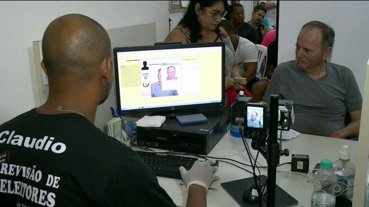 Título Eleitoral: 80 mil eleitores ainda não fizeram recadastramento biométrico em Vitória da Conquista