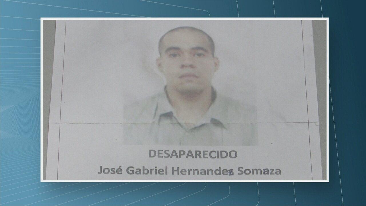 Familiares pedem apoio para encontrar venezuelano desaparecido em Roraima