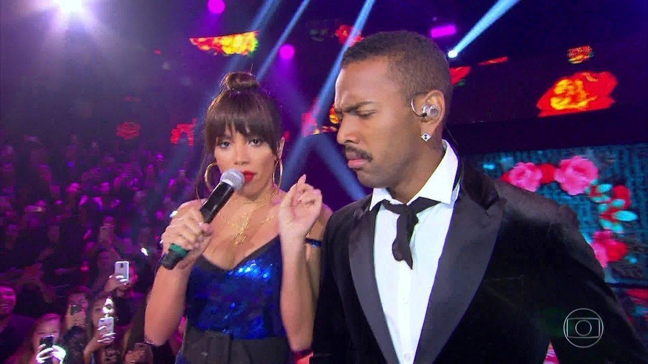Nego do Borel e Anitta cantam 'Você Partiu Meu Coração'