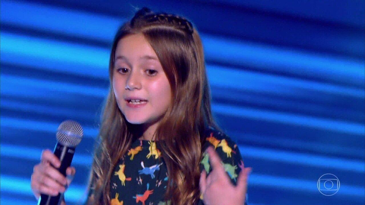 Bia Rosa canta 'Sereia' de Lulu Santos e encanta Claudinha Leitte! <3