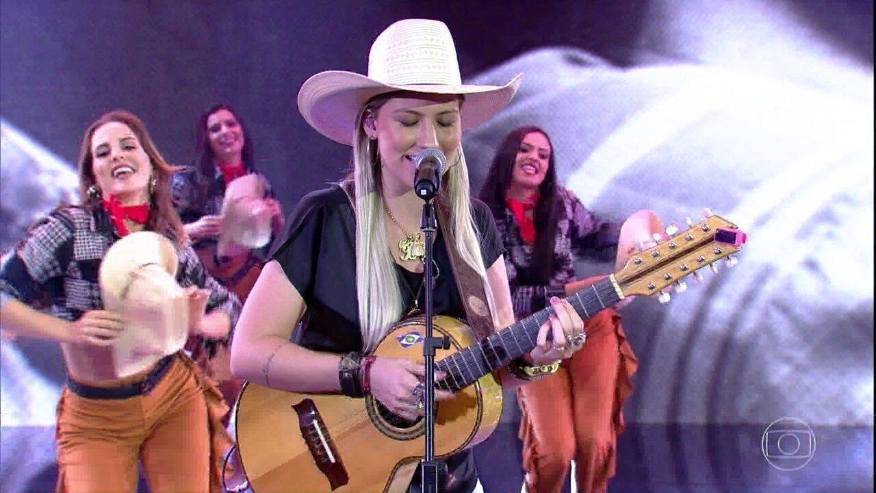 Bruna Viola canta
