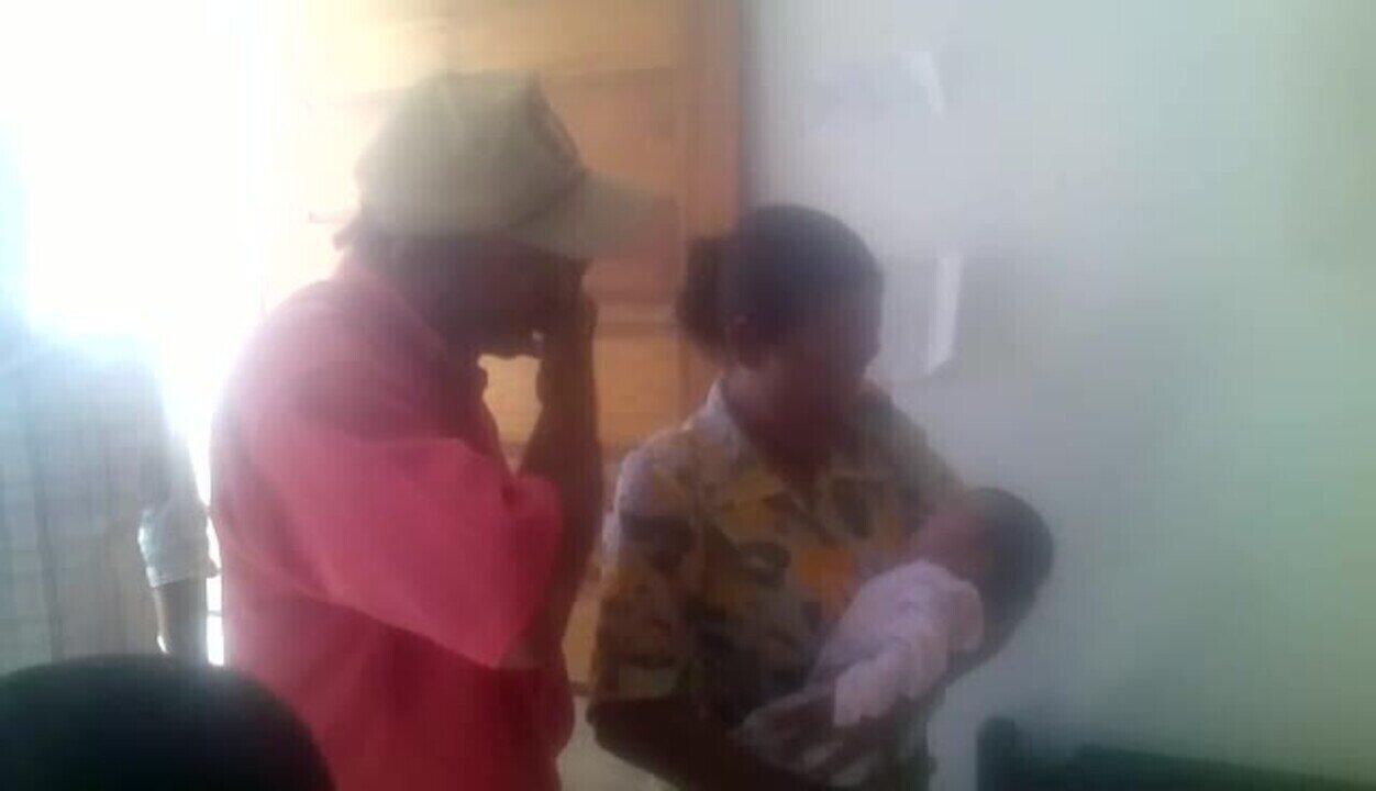 Vídeo gravado pelo Conselho Tutelar mostra reencontro entre pais e filha sequestrada no interior de Alagoas e levada para Sergipe