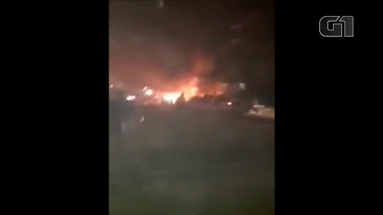 Ataques aéreos deixam civis mortos na província síria de Idlib