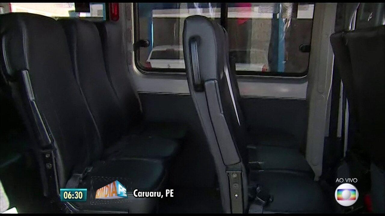 Detran inicia vistorias obrigatórias em transportes escolares