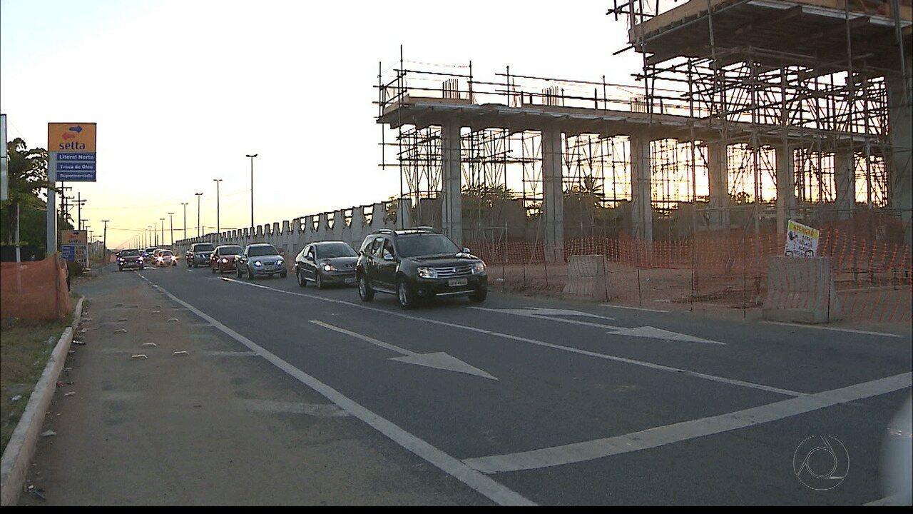 Motoristas reclamam da demora da triplicação da BR-230 entre Oitizeiro e Cabedelo