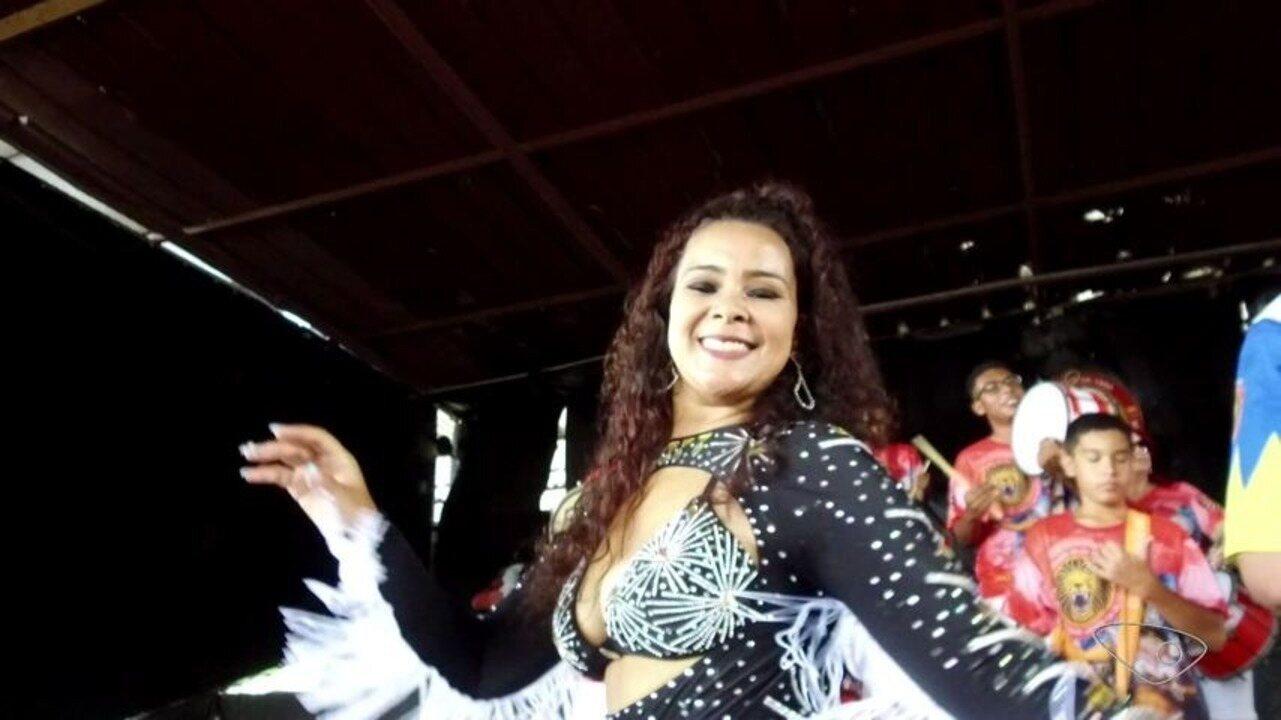 Conheça a representante da MUG ao Garota do Samba 2018