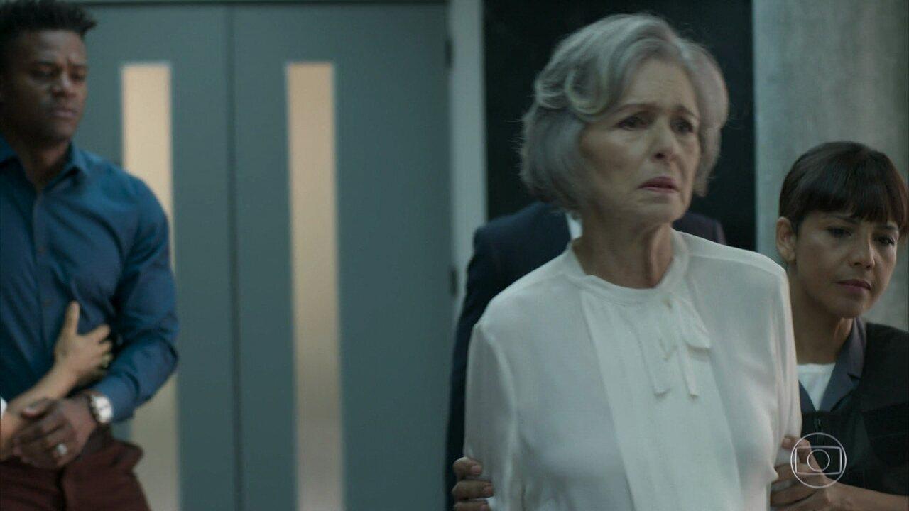 Sabine é condenada pelo sequestro de Dom