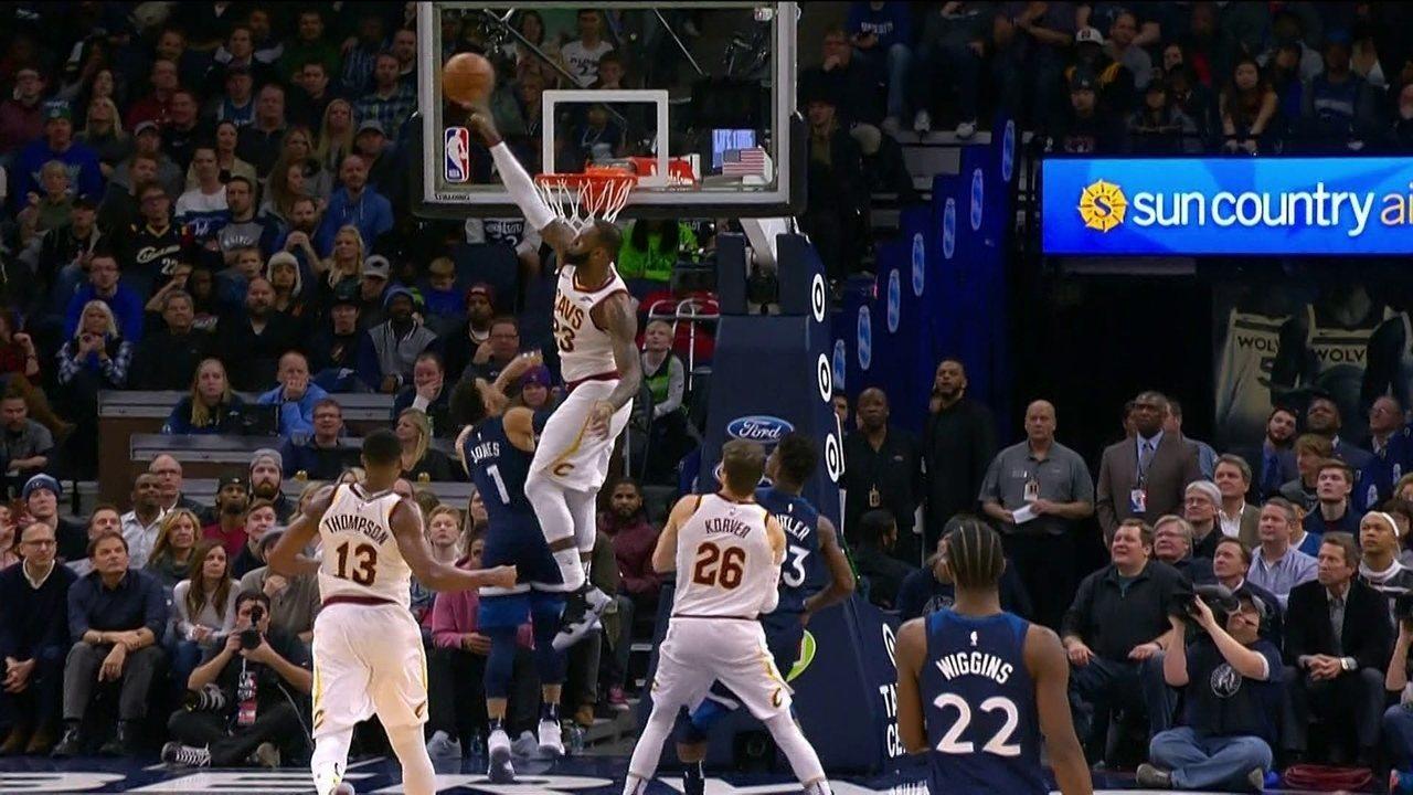 Melhores momentos: Minnesota Timberwolves 127 x 99 Cleveland Cavaliers pela NBA