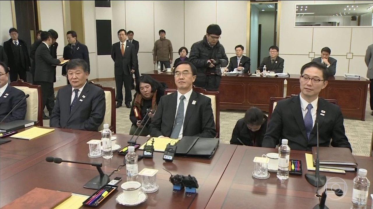 Coreia do Sul recebeu com alívio anúncio da Coreia do Norte de que participará dos Jogos