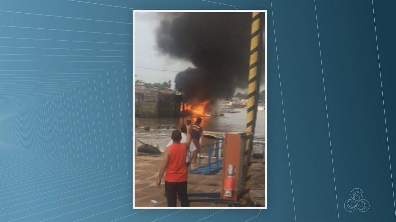 Capitania dos Portos diz que uma tragédia maior foi evitada