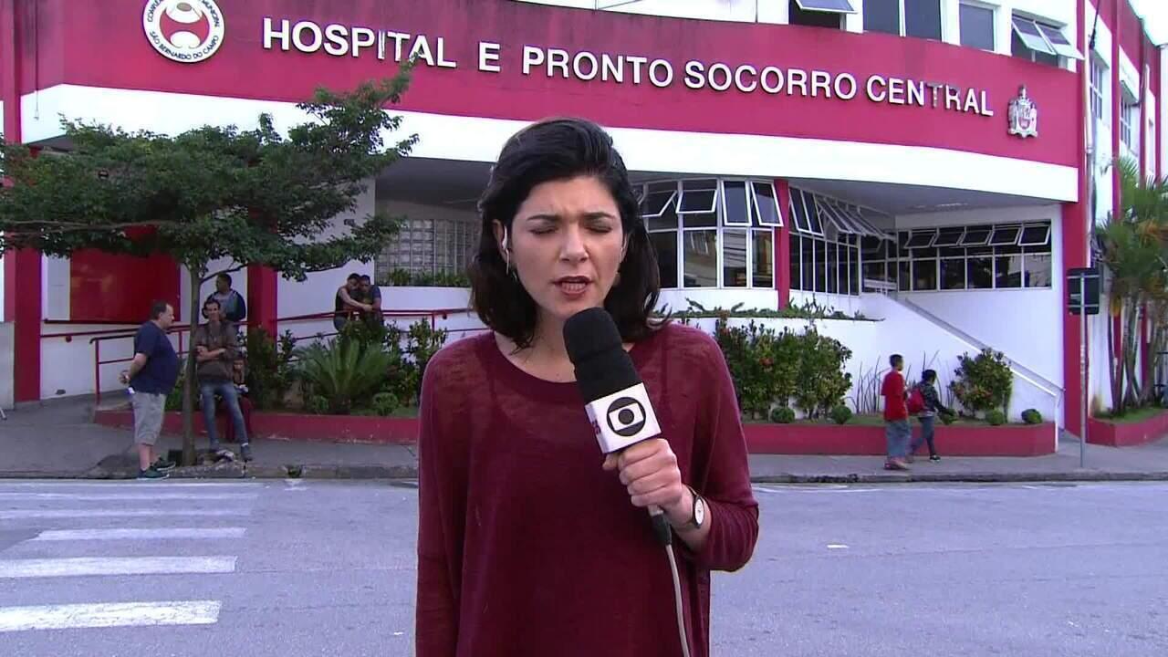 Saiba o estado de saúde das vítimas do acidente na Imigrantes na manhã desta quarta-feira