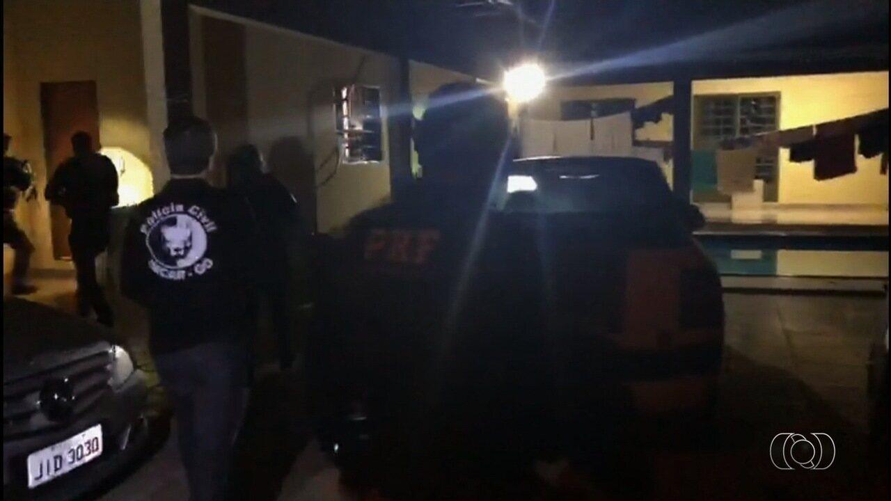 Motoristas registraram 51 falsos roubos para desviar combustíveis em Goiás