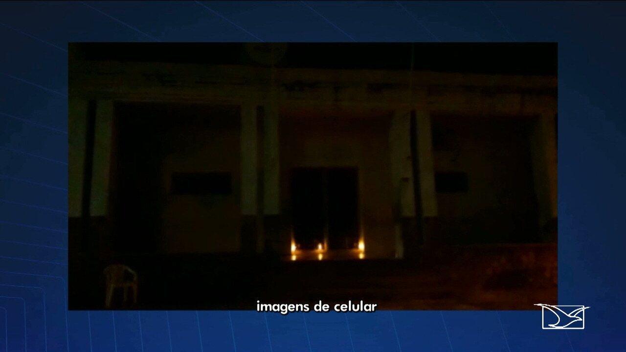 Fornecimento de energia da prefeitura de Parnarama é interrompido