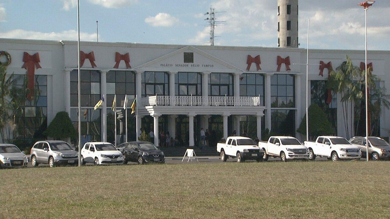 Servidores reclamam de falta de pagamento por parte do governo de Roraima