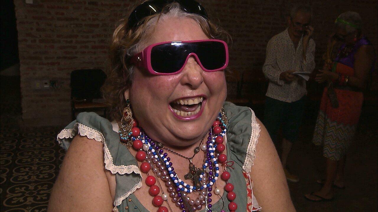 Homenagem a Corrinha - a dona da risada mais cativante da Paraíba