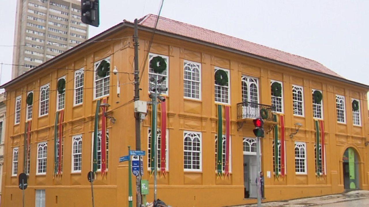Palacetes de Curitiba (parte 2)