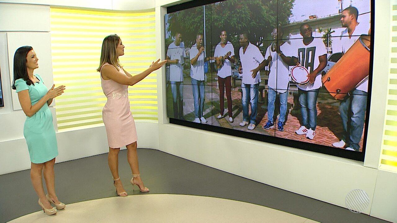 Ressaca do Bonfim está entre as opções de lazer nesta sexta-feira (11) em Salvador