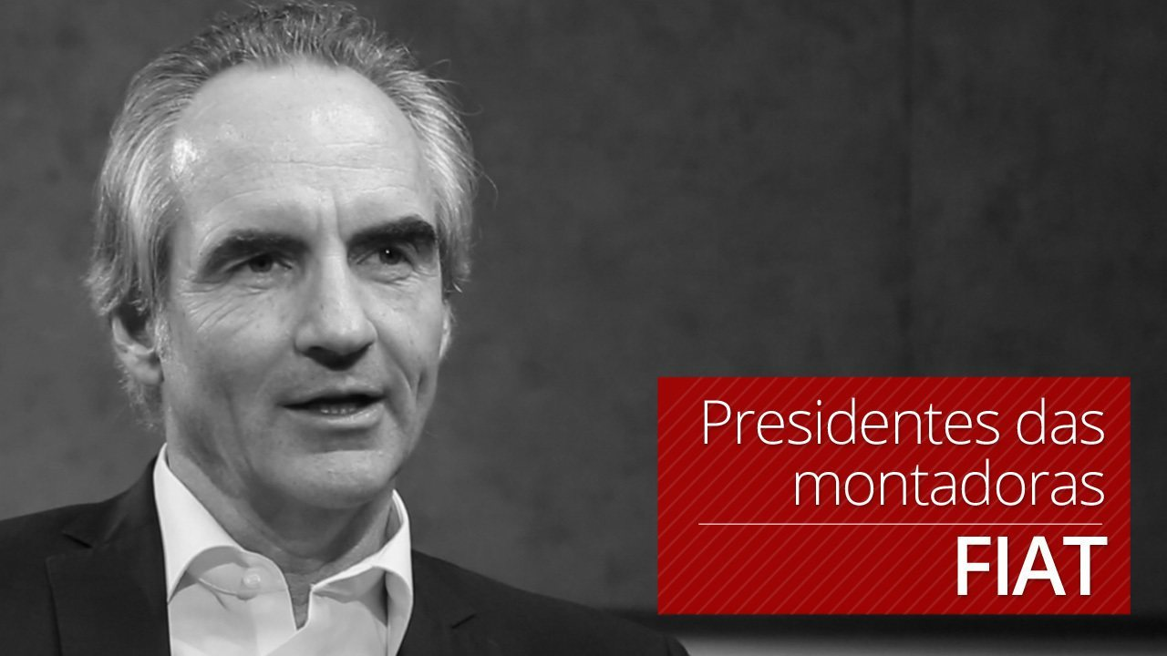 Presidente da Fiat fala com exclusividade ao G1