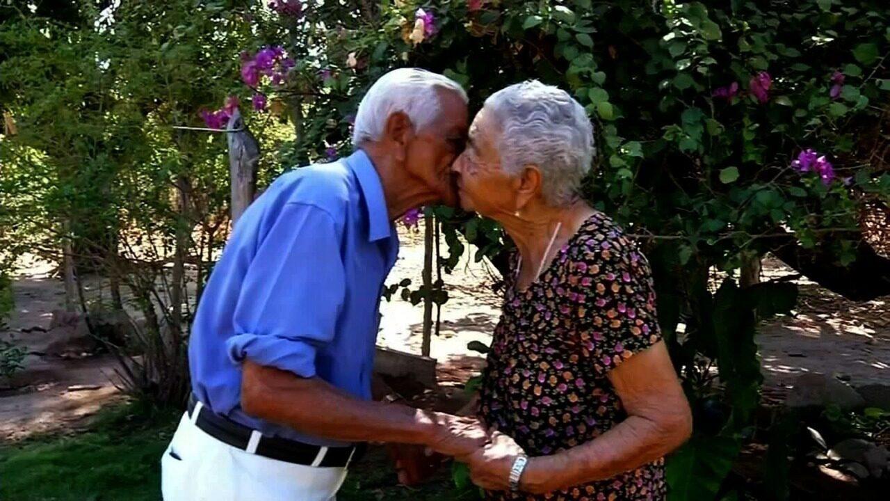 Casal cearense celebra 75 anos de união