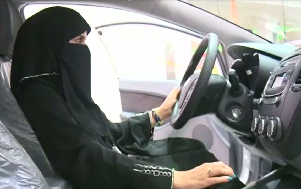 Feira de carros só para mulheres faz sucesso na Arábia Saudita