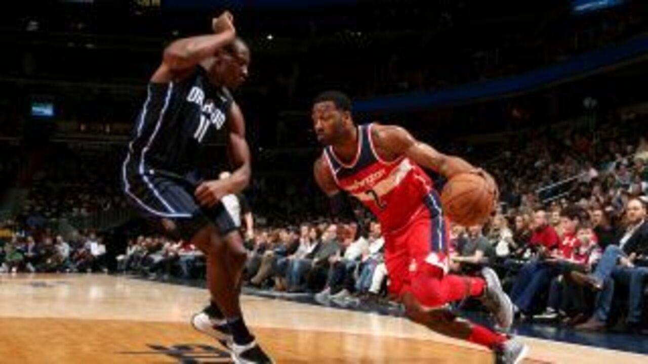 Melhores momentos: Orlando Magic 119 x 125 Washington Wizards pela NBA