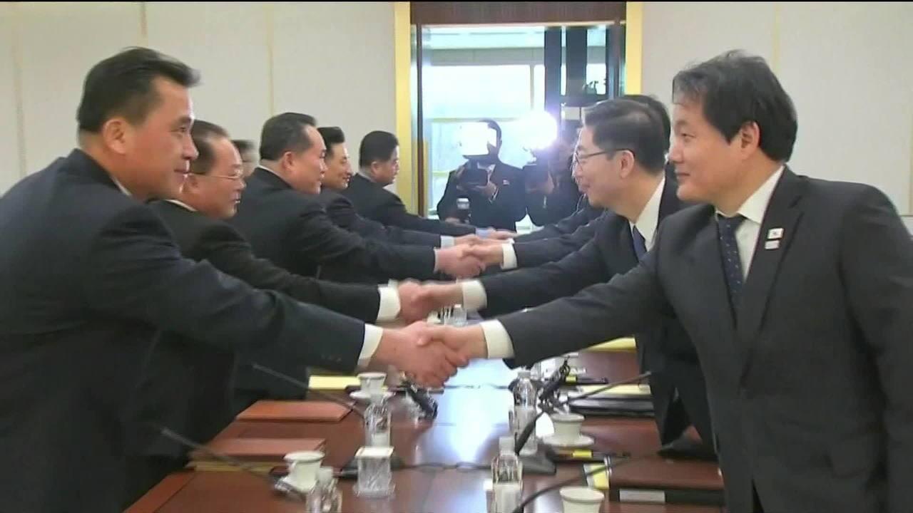 Coreia do Norte propõe nova conversa com sul-coreanos