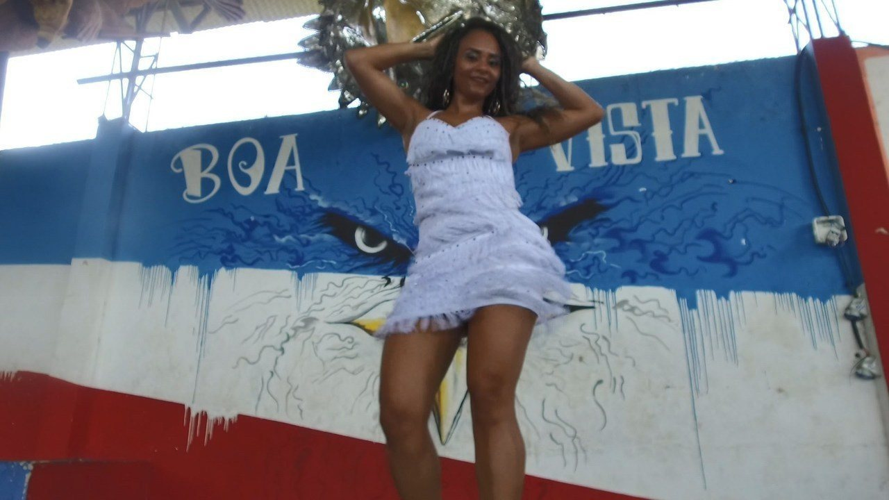 Conheça Jhesley Laiane, a candidata da Boa Vista no Garota do Samba 2018