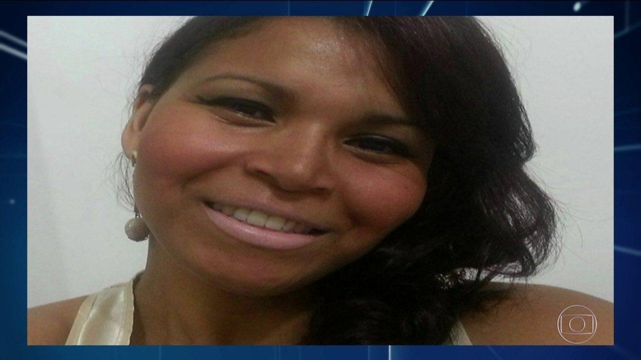 Grávida de oito meses baleada na cabeça no RJ dá sinais de melhora