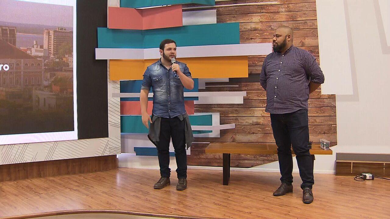 Roda aí: Carlos Ferreira e Rafael Palone falam um pouco sobre a Globo nas redes sociais